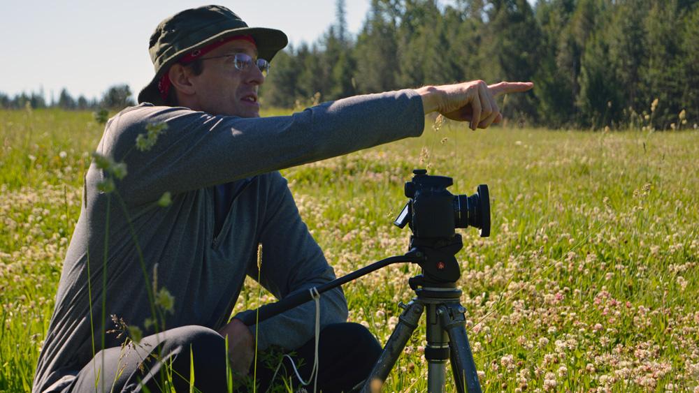 Sandpoint Filmmaker - Aric Spence